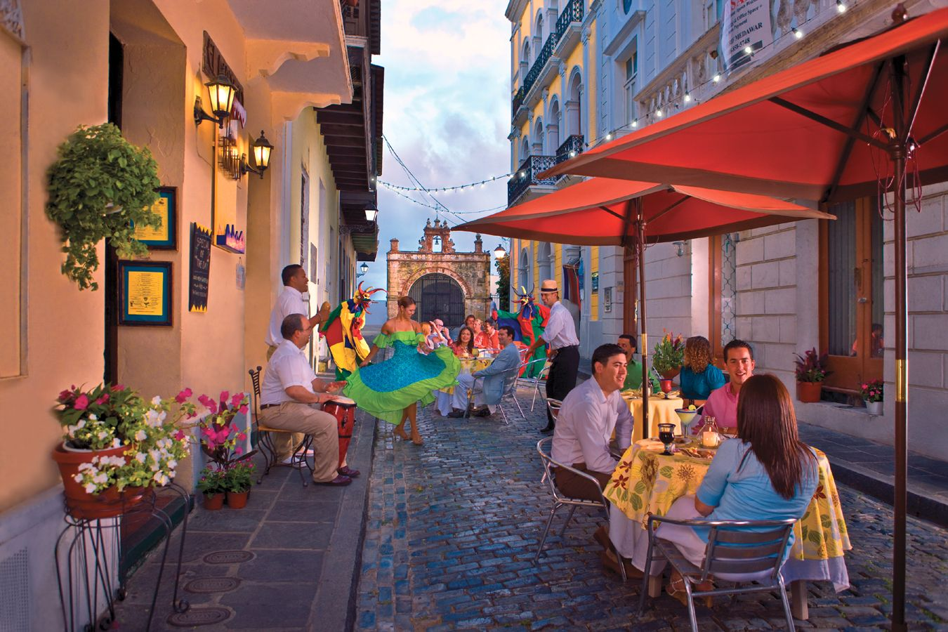 Gay-Friendly Hotels in San Juan Condado, Puerto Rico
