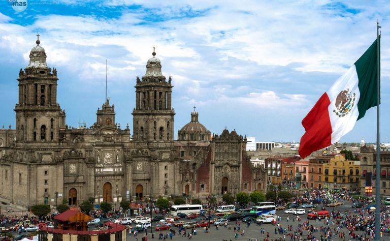 Mexico City Main Image