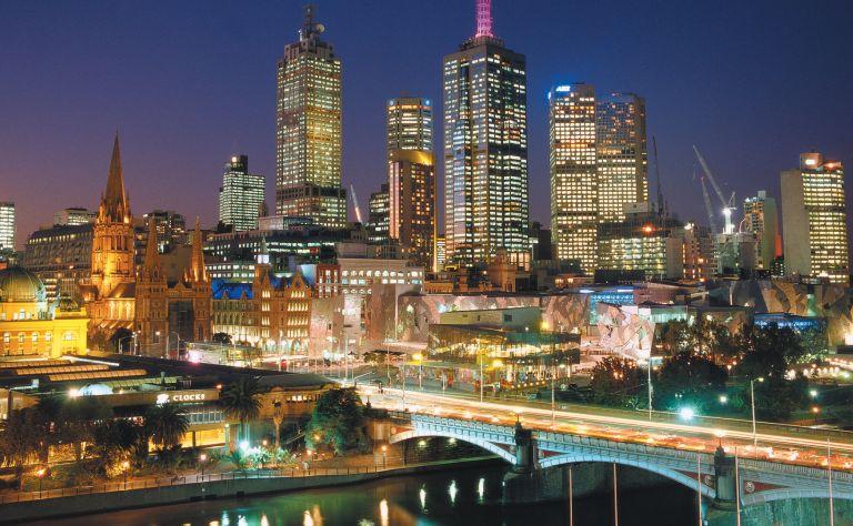 Melbourne Image