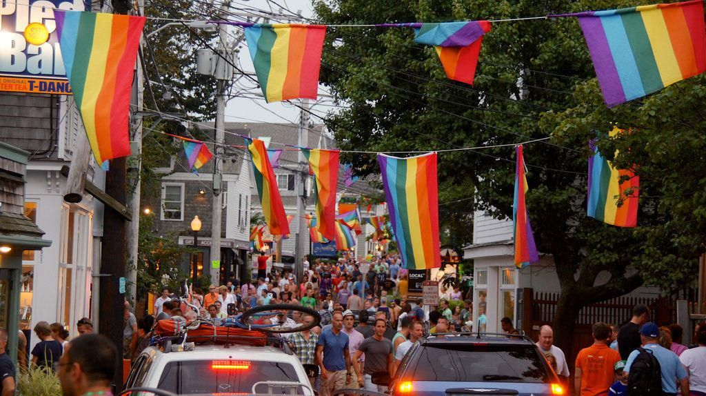 Gay bars provincetown