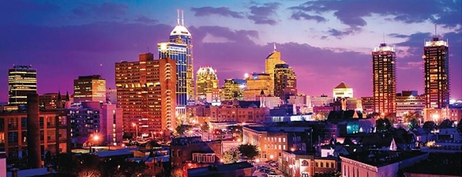 Indianapolis gay district