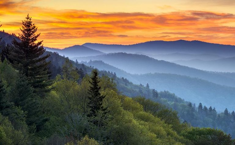 Smoky Mountains Image